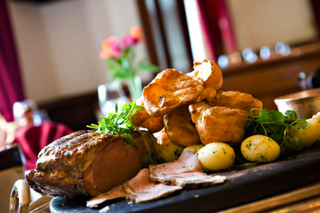 Eat and Drink at The Charlecote Pheasant Hotel
