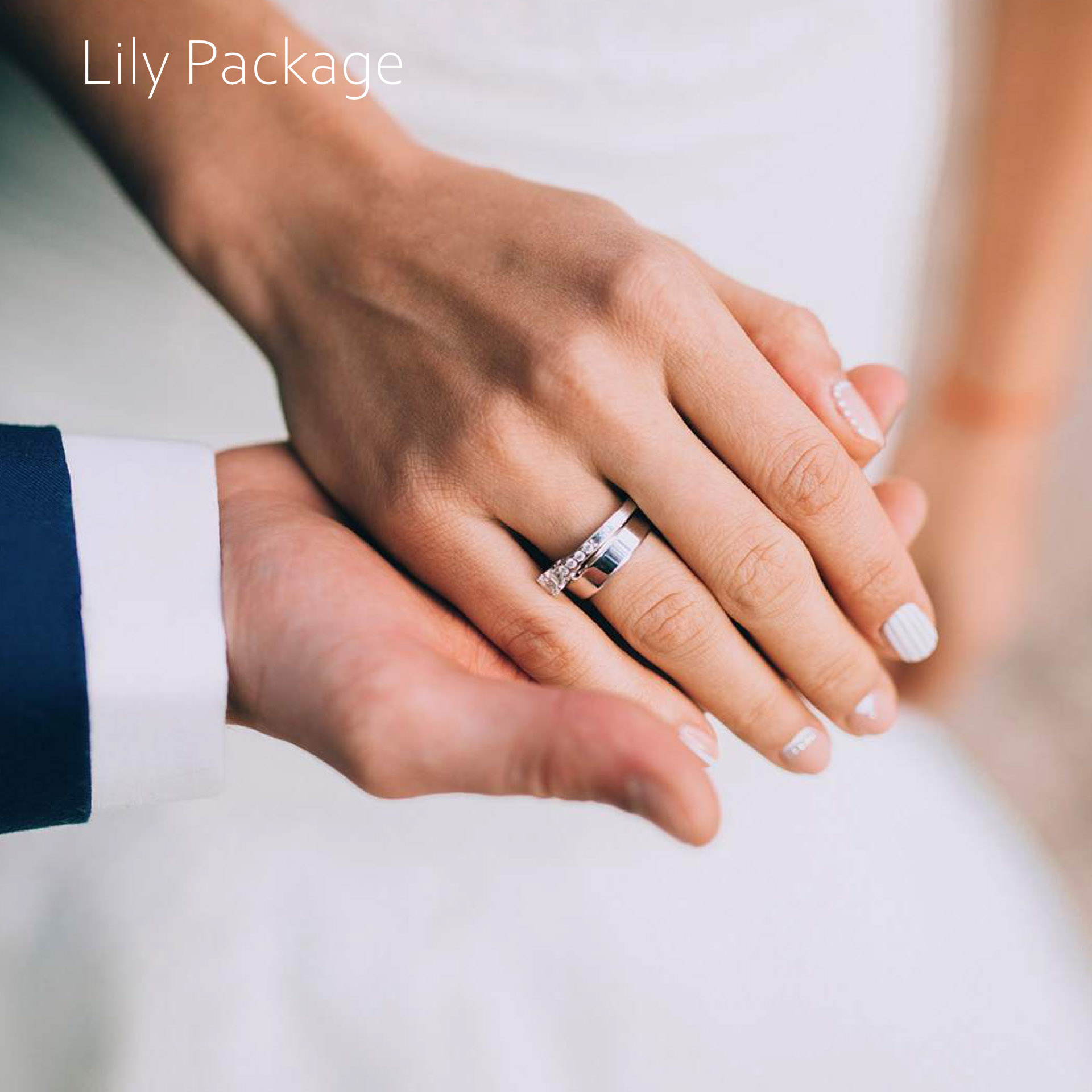 Lily Wedding Package at the Charlecote Pheasant Hotel