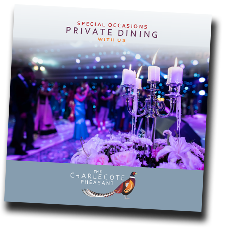 The Charlecote Pheasant Hotel Special Occasions and Private Dining-1