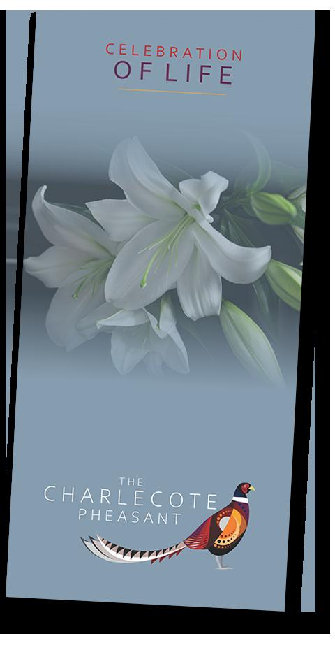 The Charlecote Pheasant Hotel Wake Celebration of life
