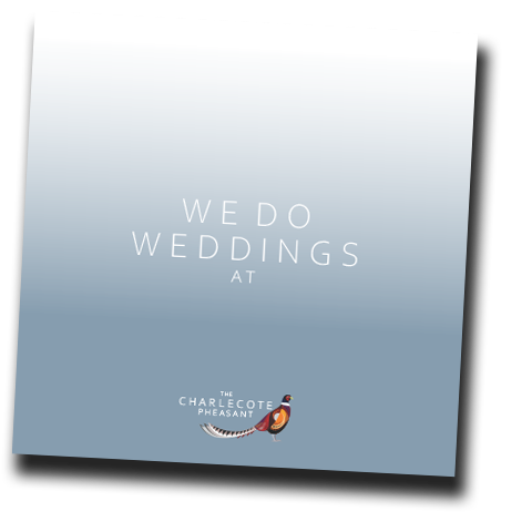 Wedding Brochure The Charlecote Pheasant Hotel