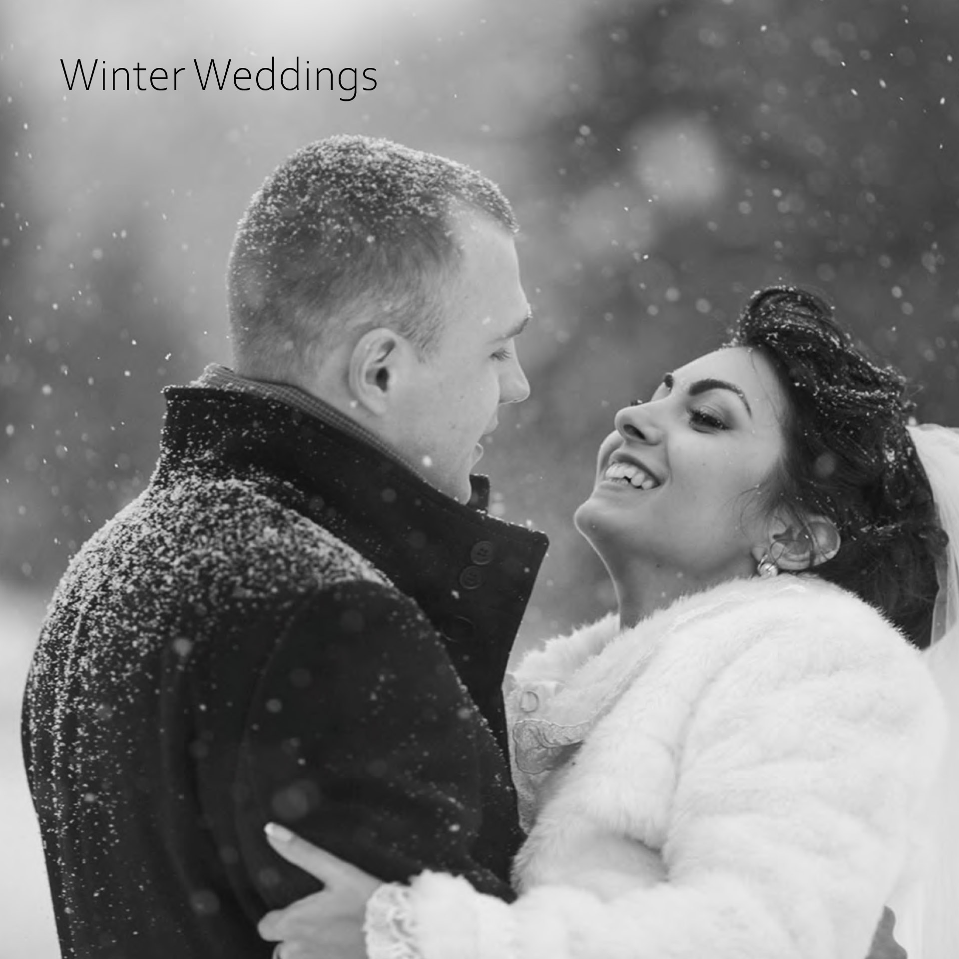 Winter Wedding Package at the Charlecote Pheasant Hotel