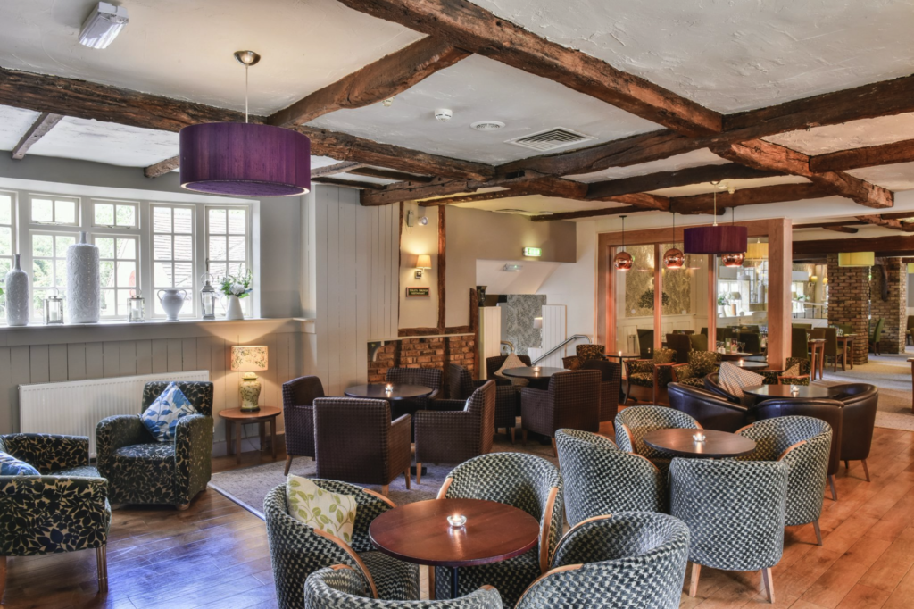 The Charlecote Pheasant Hotel Bar