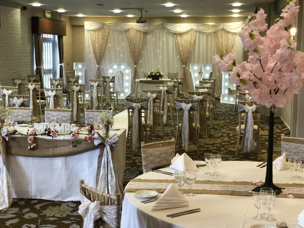 Charlecote Pheasant Hotel wedding venue