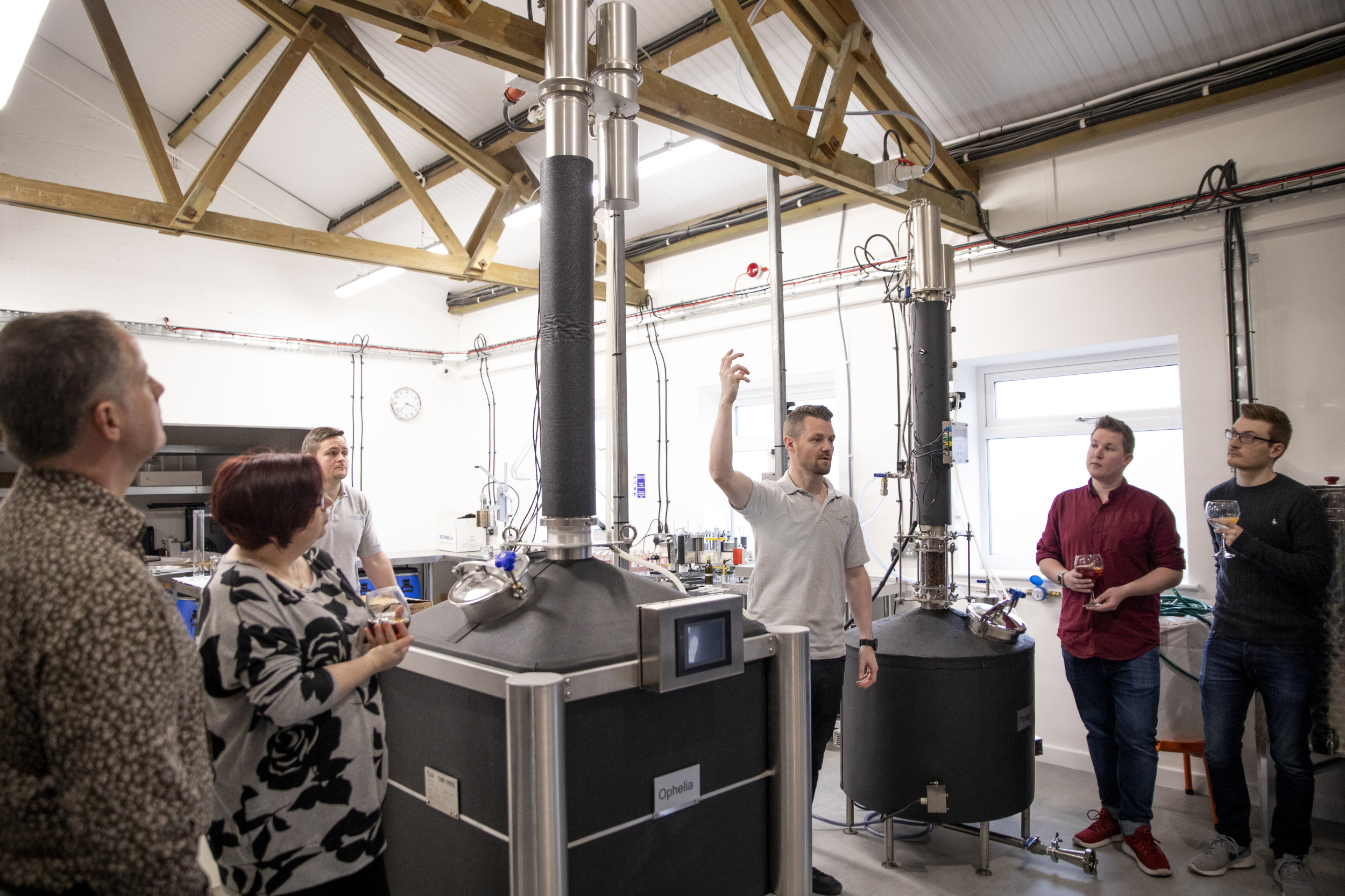 Gin Distillery Tour at Shakespeare Distillery in Stratford-Upon-Avon