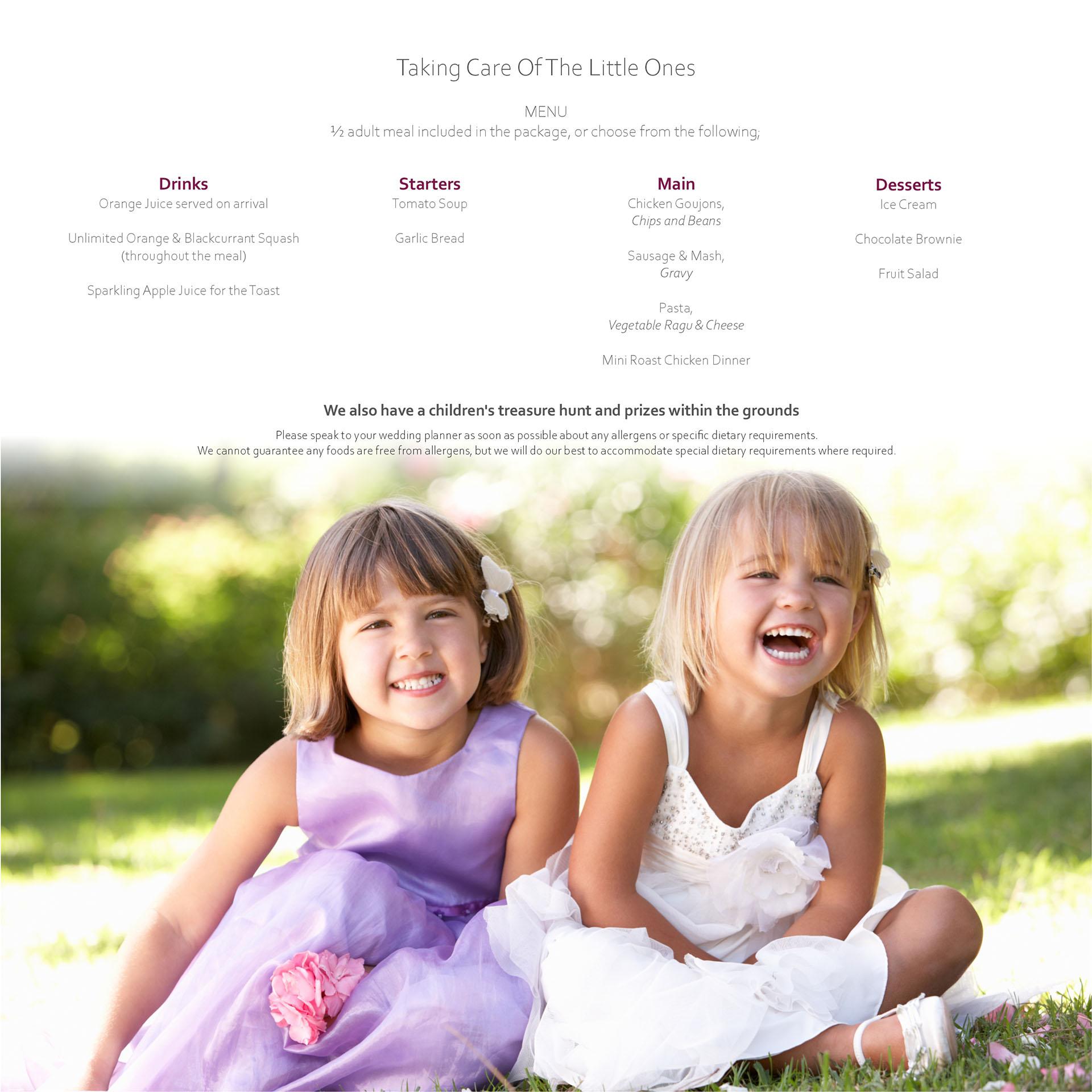 The Charlecote Pheasant Hotel Wedding Brochure