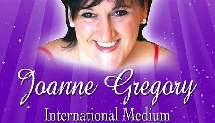 Clairvoyant evening with Joanne Gregory